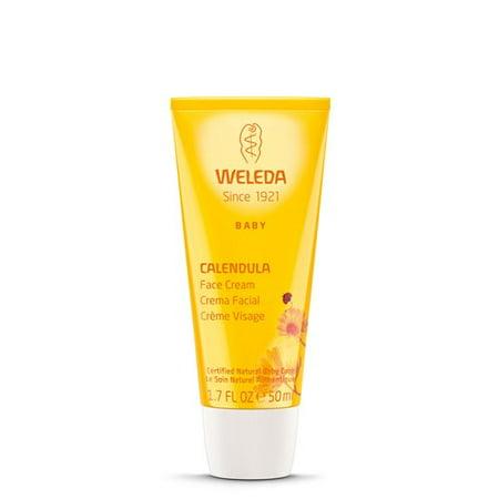 Weleda Calendula Cream (Weleda Calendula Face Cream - 1.7 fl oz Baby Skin and)