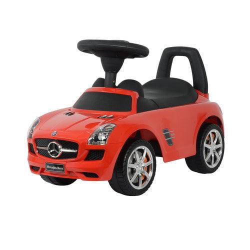 Best Ride On Cars Mercedes SLS Push Car