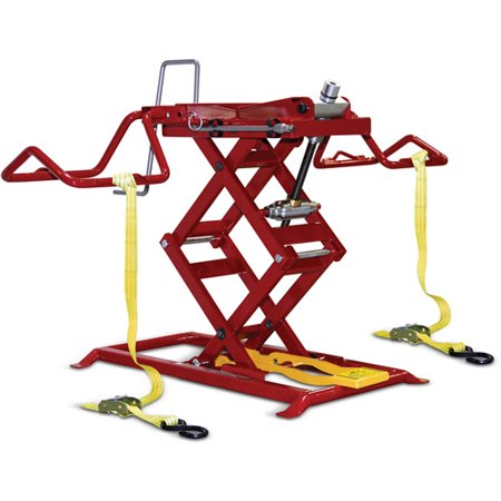 MoJack ZR Mower Lift, Red