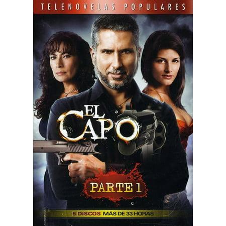 El Capo Part 1 (DVD)
