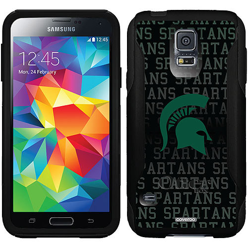 Michigan State Repeat Design on OtterBox Commuter Series Case for Samsung Galaxy S5