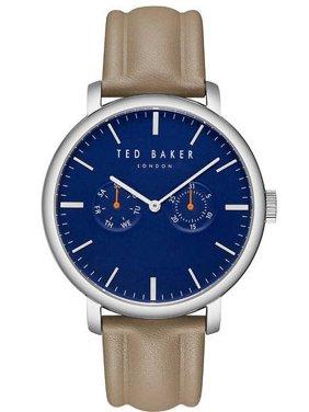Men's Ted Baker Trent Multi Dial Light Brown Band Watch TE50373003