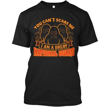 NATIONAL GUARD HALLOWEEN T-SHIRTS Hanes Tagless Tee T-Shirt