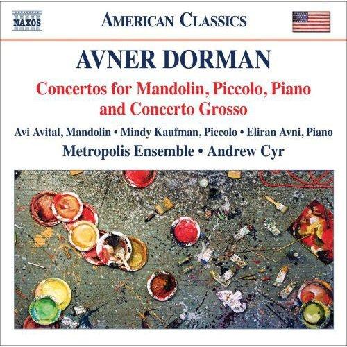 Concertos For Mandolin Piccolo Piano & Cto Grosso