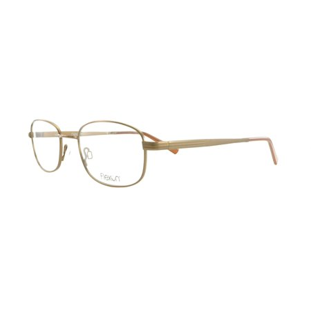 8bf79cb11563 FLEXON Eyeglasses CLARK 600 210 Brown 50MM - Walmart.com