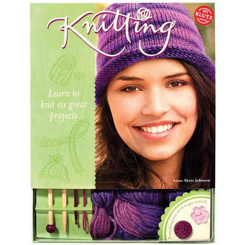Knitting Activity Book