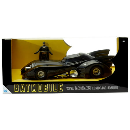 1989 Batmobile w/ Michael Keaton Batman 3