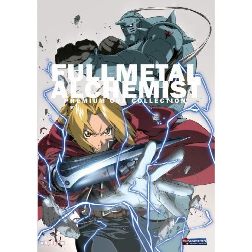 Fullmetal Alchemist: Premium OVA Collection (Full Frame)