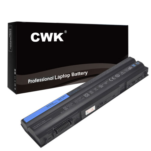 CWK Long Life Replacement Laptop Notebook Battery for Dell e5520 e6420 e6520 T54FJ M5Y0X NHXVW P14F P14F001 P15F P15F001 6C N3X1D Latitude E6540 E6440 E5530 E5430 E6520 E6420