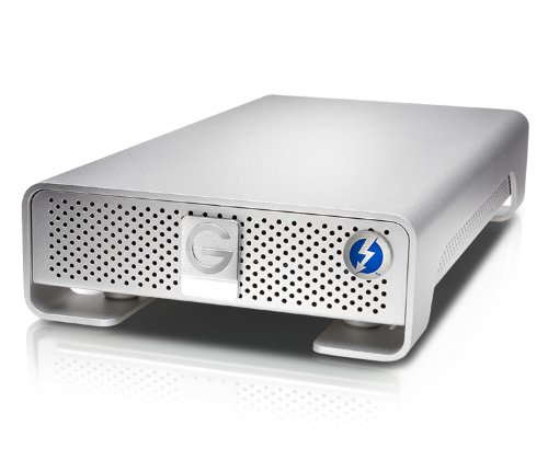 G-TECH nology G-DRIVE with Thunderbolt High-Performance S...