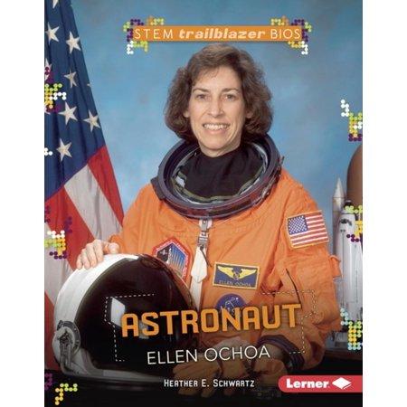 Astronaut Ellen Ochoa - eBook