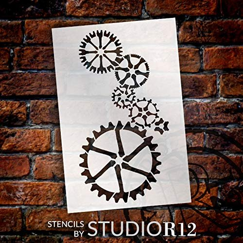 Durable /& Reusable Mylar Stencils Cross Stencil