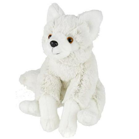 Arctic Fox - Adventure Planet Plush Animal Den - ARCTIC FOX (8 inch)