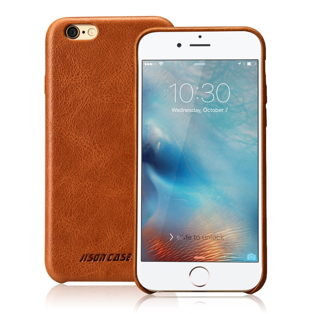 Iphone 6s Iphone 6 Case Genuine Leather Ultra Slim Protective Hard