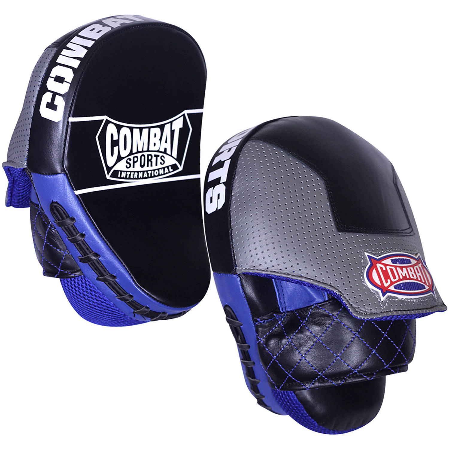 Combat Sports Contoured Punch Mitts by Ringside