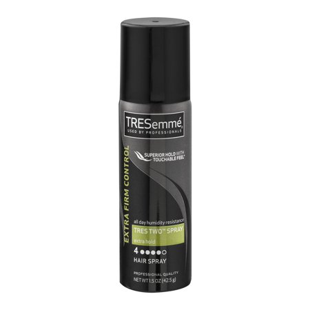 TRESemme TRES Two Extra Hold Aerosol Hair Spray, 1.5 OZ