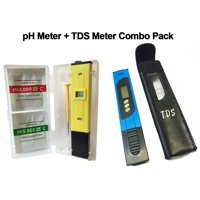 Digital pH Meter and TDS Meter Combo Set With High Accuracy