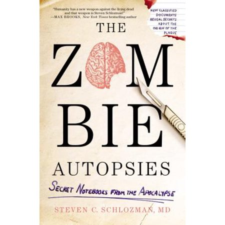 The Zombie Autopsies : Secret Notebooks from the Apocalypse - Zombie Apocalypse Quiz