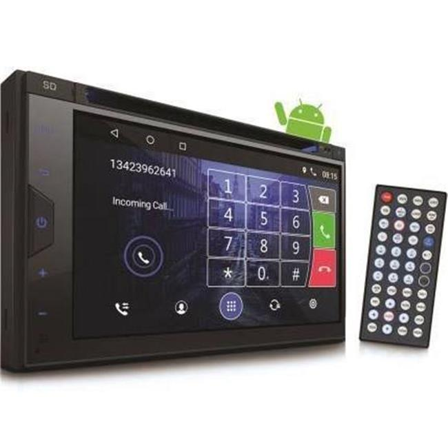 Pyle PLDAND697 Double DIN Android Stereo Receiver System by Pyle