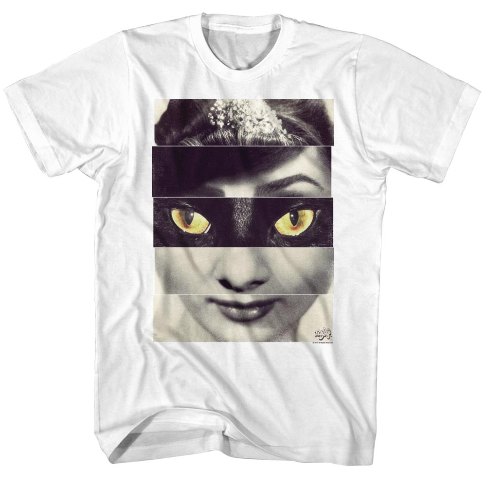 American Classics  Hollywood Sirens  Cat Eyes  T Shirt