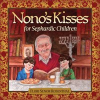 Nono's Kisses for Sephardic Children (Paperback)