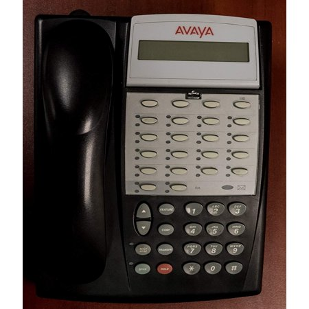 Avaya Partner 18D Phone (Series 2) Black-Used like - Avaya Partner 18d Series