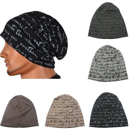 Details about Beanie Skull Cap Hip Hop Lambs Wool Men Women Polo Color Knit Warm Winter Hat ()