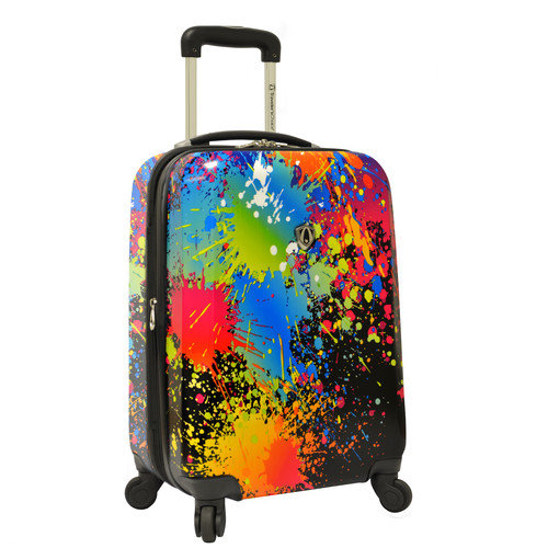 Traveler's Choice Hardsided Carry-On Spinner Suitcase