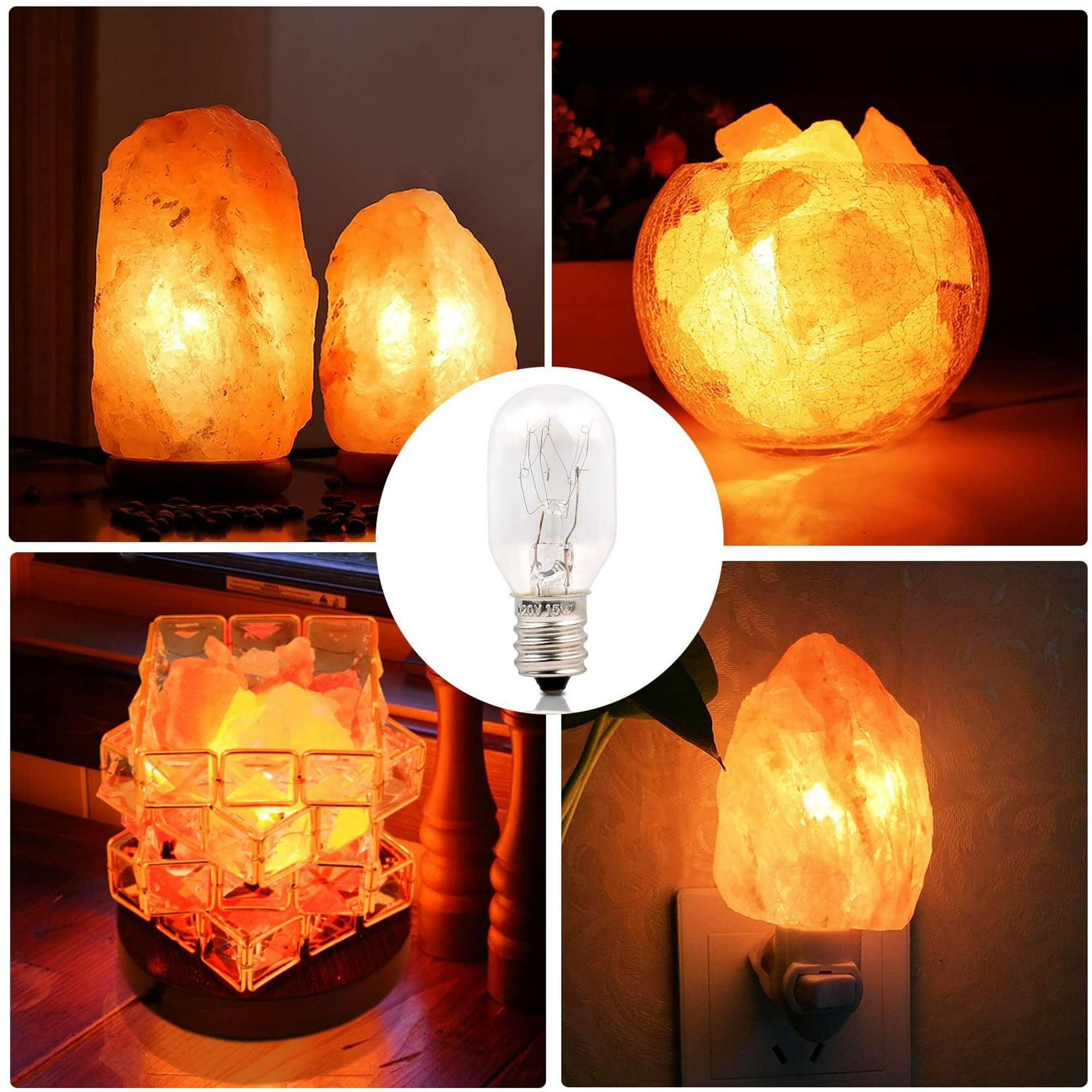 3X Original E14 Socket 15//25 WATT Replacement Incandescent Light Bulbs ST@LLION