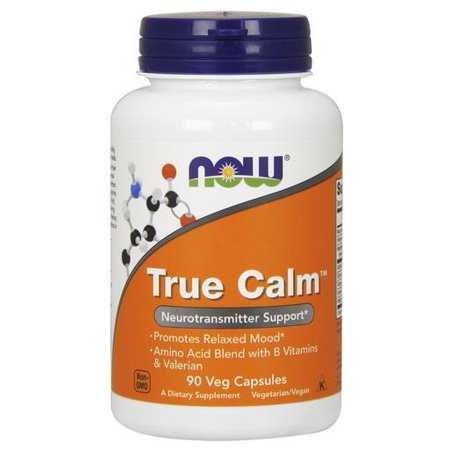 True Calm Now Foods 90 Caps