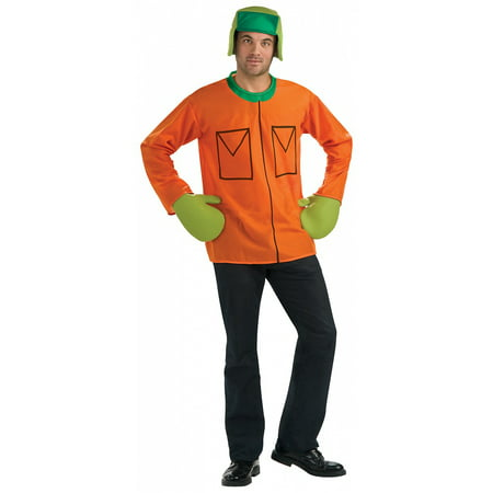 South Park Kid Adult Costume Kyle - Small](Heaton Park Halloween)