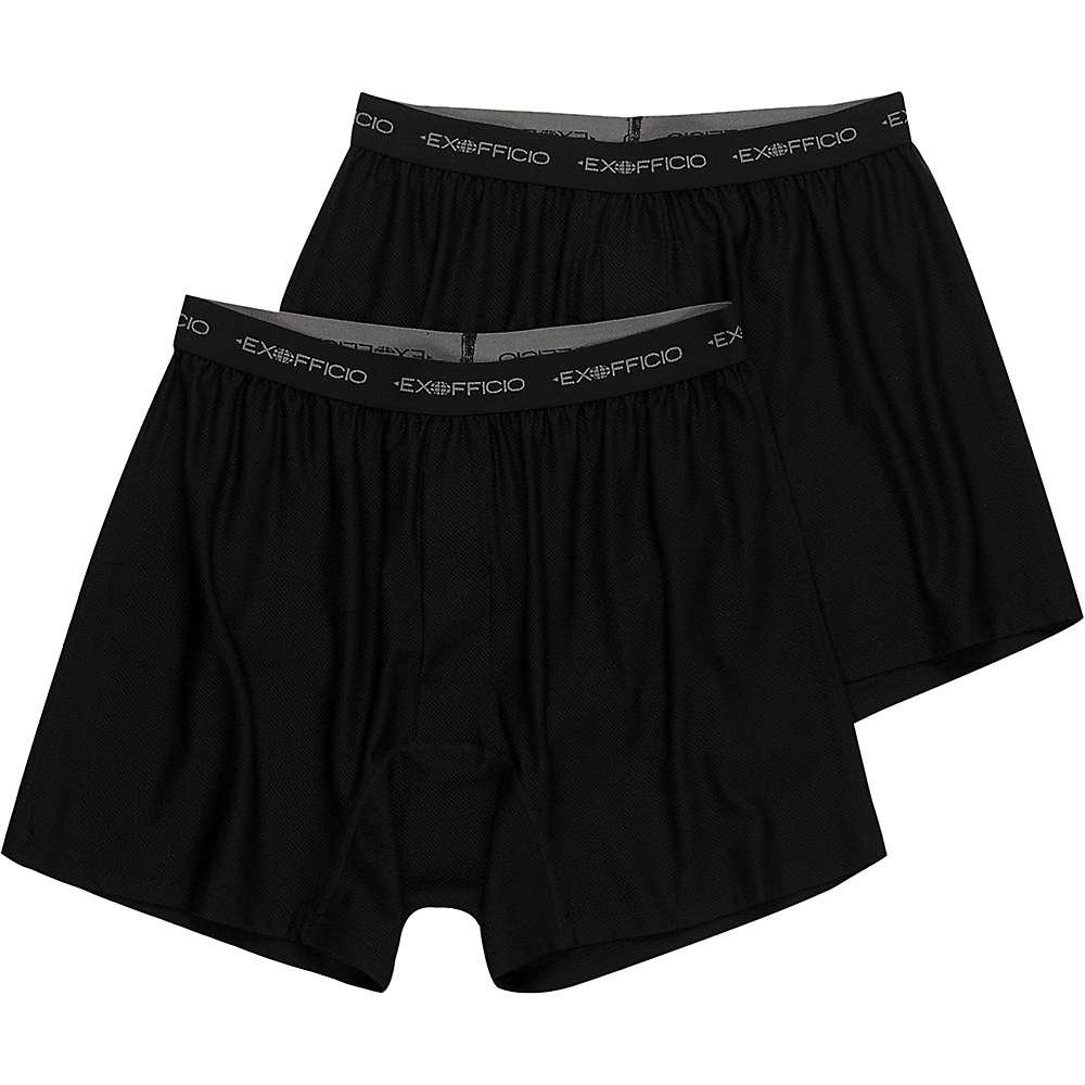 ExOfficio Men's Give-N-Go Boxer 2-Pack