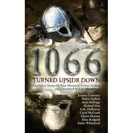 1066 Turned Upside Down - eBook