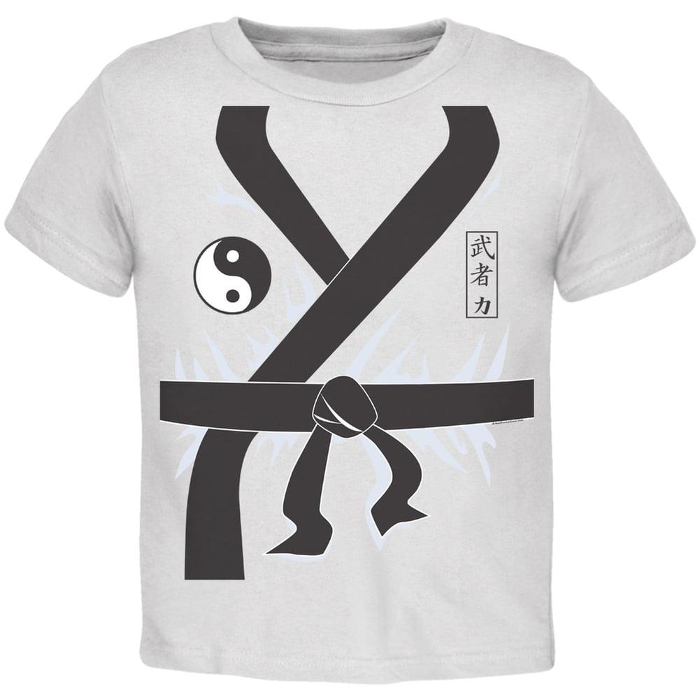 Karate Kid Toddler Costume T-Shirt