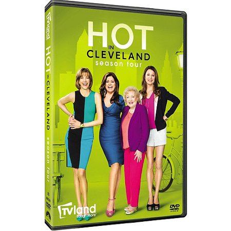 Hot In Cleveland  Season Four  Widescreen