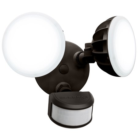 Brinks Integrated Led 240 Degree 2 Head Motion Sensor