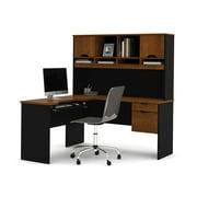 Bestar Innova L-Shape Computer Desk