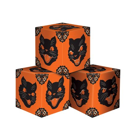 Halloween Cat Favor Boxes (Pack of 12) - Ro Halloween Box