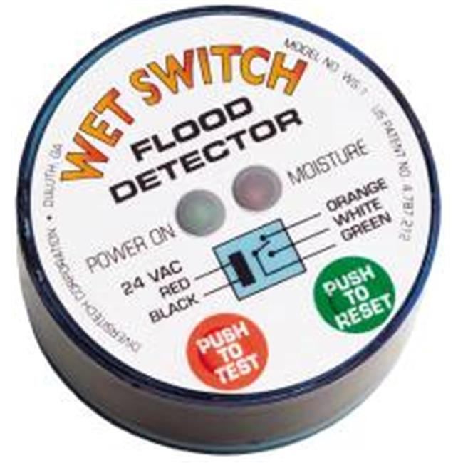 Diversitech 524010 Wet Switch Flood Detector