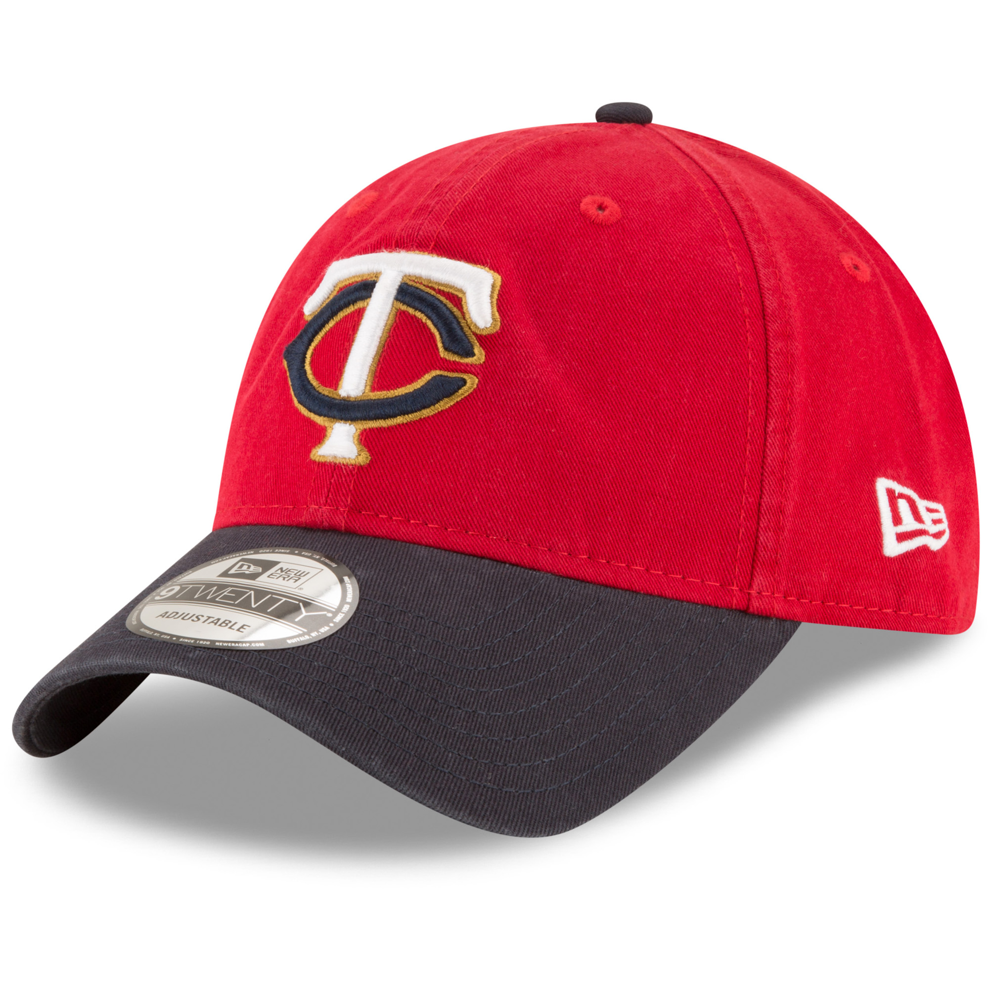 official photos 5a8d7 331dd ... ebay product image minnesota twins new era alternate 2 replica core  classic 9twenty adjustable hat red