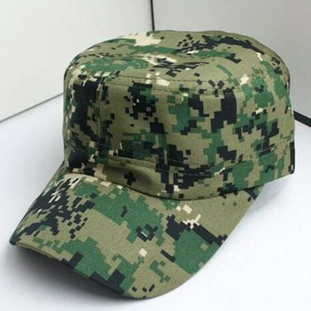 Outtop Men Women Camouflage Outdoor Climbing Baseball Cap Hip Hop Dance Hat Cap](Dance Hat)
