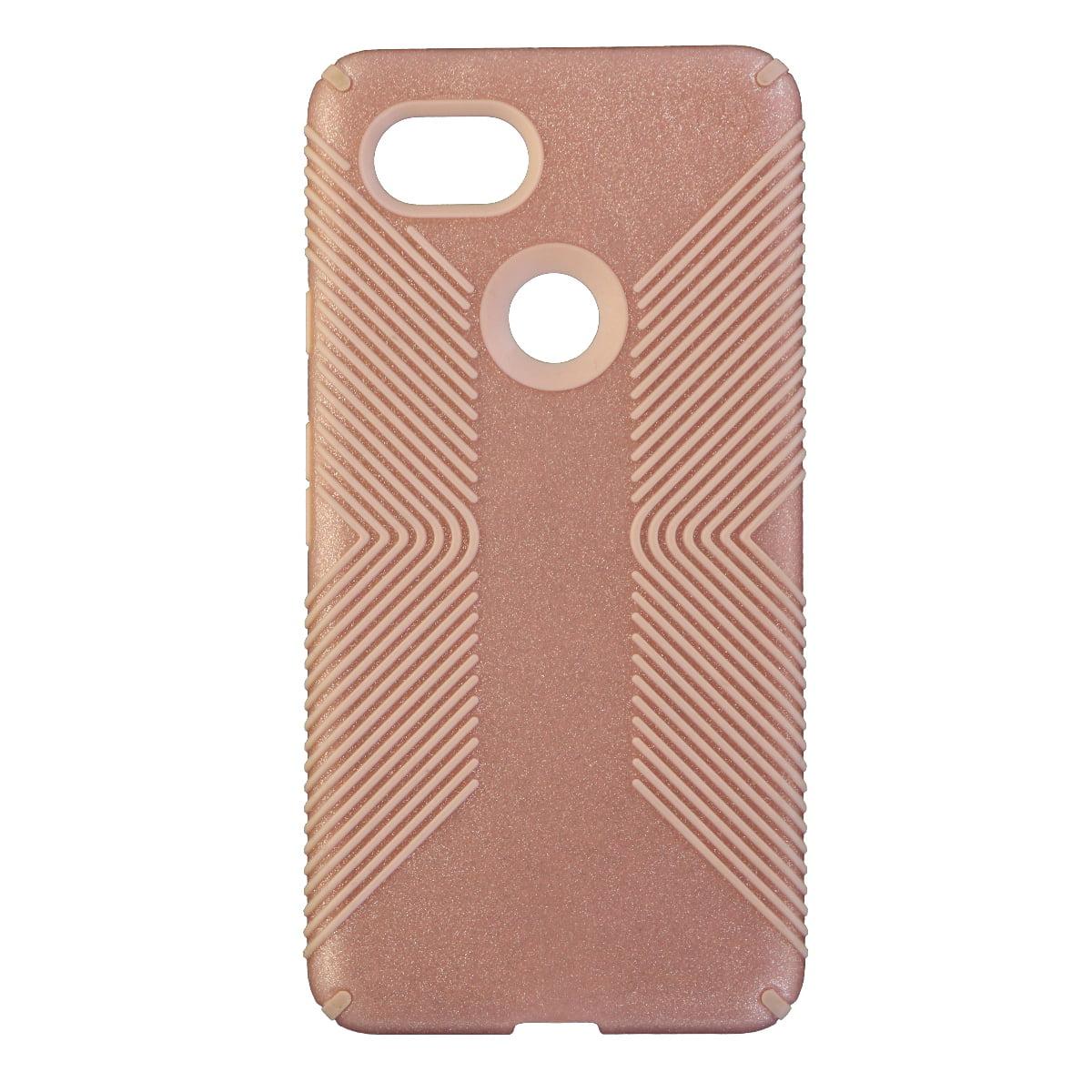 meet da5ef 3a70d Speck Presidio Grip Glitter Series Case for Google Pixel 2 XL - Pink/Glitter