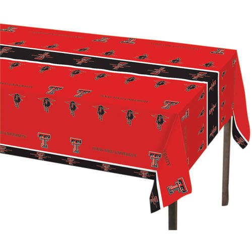 Texas Tech Red Raiders Table Cover