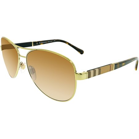 Women's Gradient BE3080-114513-59 Brown Aviator (Gradient Sunglasses Meaning)