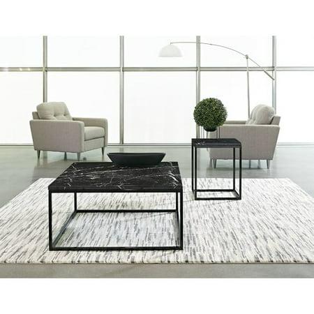 Super Brayden Studio Louisa 2 Piece Coffee Table Set Andrewgaddart Wooden Chair Designs For Living Room Andrewgaddartcom