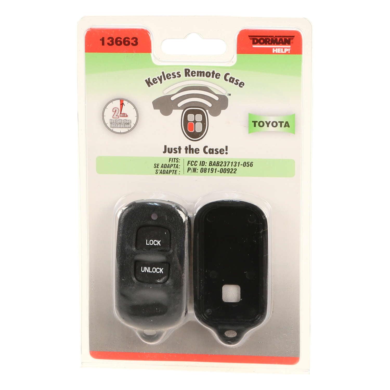 Keyless Remote Case Dorman 13663