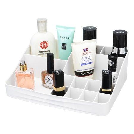Moaere Makeup Organizer Diy Holder Storage Rack Large Capacity Make Up Caddy Shelf Cosmetics Box Best For Countertop