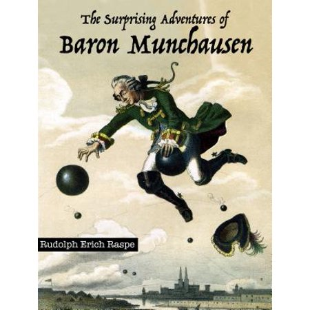 The Surprising Adventures of Baron Munchausen -