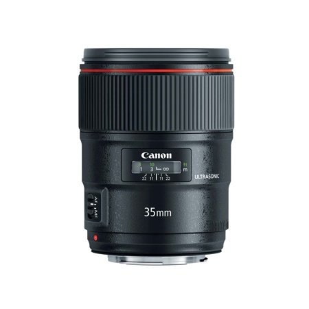 Canon EF 35mm f/1.4L II USM Prime Lens