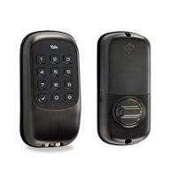 Yale Residential Real Living Keyless Touchscreen Stand Alone Deadbolt